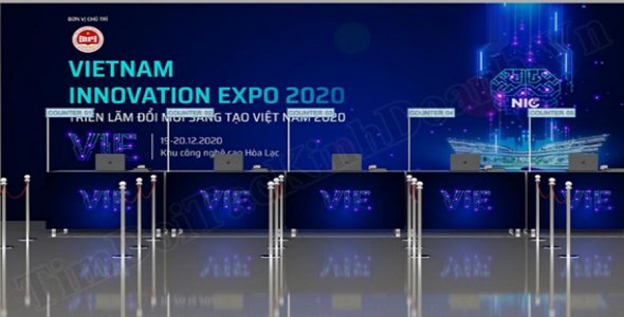 Triển lãm quốc tế đổi mới sáng tạo Việt Nam 2020